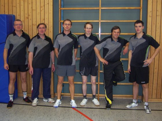 v.l.n.r.: Ingo S. (Name geändert), Josef Huber, Patrick Schütz, Thomas Mayr, Ulrich Theimer, Tobias Herbrich
