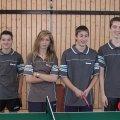 v.l.n.r.: Tobias Herbrich, Carina Mayer, Andreas Hochrein, Florian Weingandt
