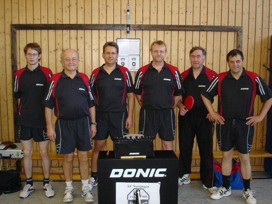 v.l.n.r.: Thomas Mayr, Gerhard Lochschmidt, Michael Mack, Detlef Strotmann, Josef Huber, Ulrich Theimer